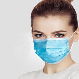 Защитная медицинская маска CVS одноразовая 3-х слойная, 50 штук (серт.), фото