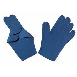 Перчатки детские тканевые тонкие, темно-серые, Размер: для детей от 6 до 12 лет, Цвет перчаток: Темно-серый, Тип товара: Перчатки тканевые, фото