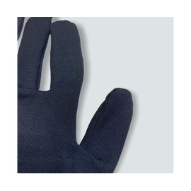 Набор защитный - хлопковая маска и тонкие трикотажные перчатки, фото , изображение 3
