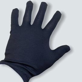 Перчатки хлопковые защитные, черные, размер XS, Размер: XS, Цвет перчаток: Черный, Тип товара: Перчатки тканевые, фото , изображение 6
