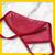 Маска защитная из сетки, розовая, Размер: L-XL (окружность 55-63), Цвет маски: Розовая, Тип товара: Сетчатая маска, фото , изображение 3