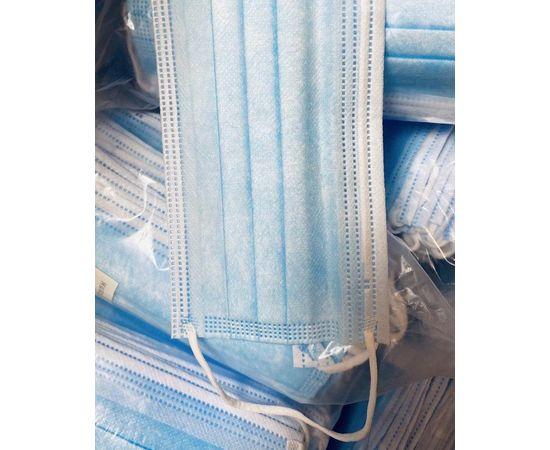 Маски одноразовые медицинские DFM (от 1000 штук), фото , изображение 2