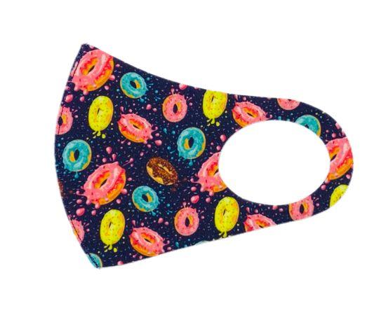 Детская текстильная маска (пончики), фото 2