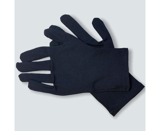 Перчатки хлопковые защитные, черные, размер XS, Размер: XS, Цвет перчаток: Черный, Тип товара: Перчатки тканевые, фото , изображение 7