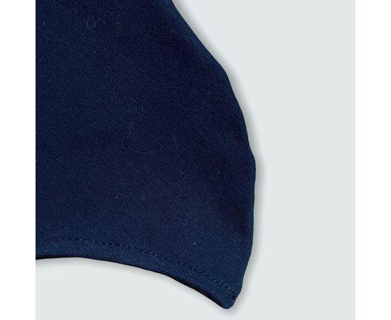 Подшлемник (Балаклава), трикотажный х/б, черный, фото , изображение 3