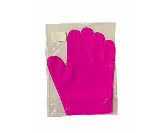 Перчатки тканевые тонкие, розовые, размер XL (1 пара), Размер: XL, Цвет перчаток: Розовый, Тип товара: Перчатки тканевые, фото , изображение 2