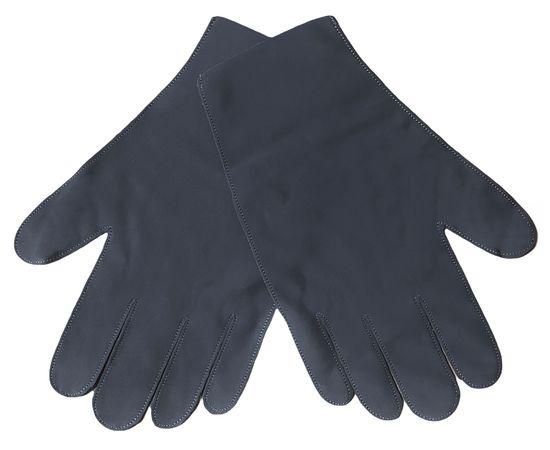 Перчатки тканевые тонкие, темно-серые, размер L (1 пара), Размер: L, Цвет перчаток: Темно-серые, Тип товара: Перчатки тканевые, фото