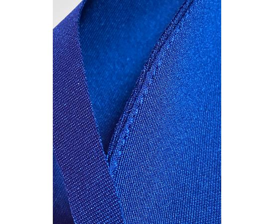 Маска из неопрена многоразовая, тёмно-синяя, размер XXL (1 шт.), С рисунком: без принта, Размер: XXL (окружность 63-71), Цвет маски: Тёмно-синяя, Тип товара: Многоразовая маска, фото , изображение 4