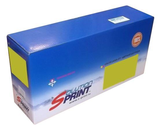 Картридж лазерный Solution Print SP-H-CF382AY, совместимый с HP 312A (CF382A), жёлтый, фото